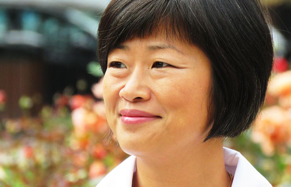 Joanne Dyson-Wang MBAcC MA (Oxon)