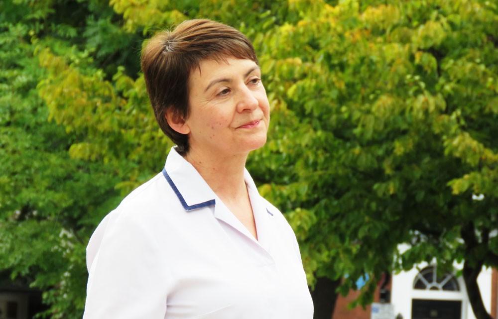 Sarah Field MCSP